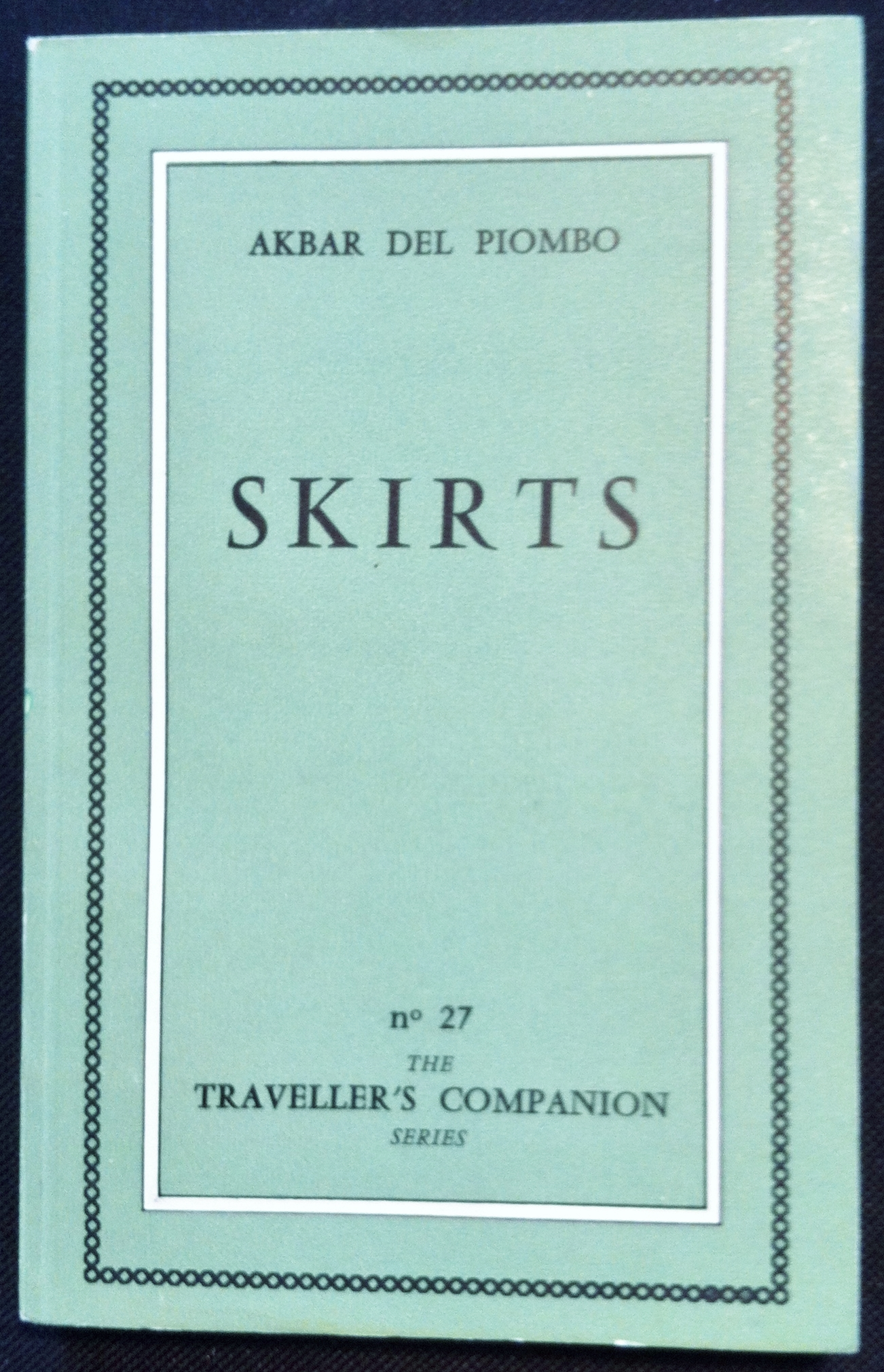 Catalog for travellers companion erotica