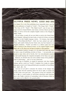 Paris Olympia Pamphlet Good News and Bad 1966_0002