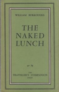 TC 76 The Naked Lunch                 Cover