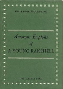 Amorous Exploits Olympia 1953