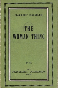 TC 61 The Woman Thing