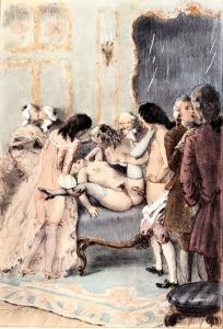 Moemoire de Fanny Hill 1940