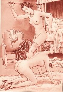 R.Fanny La Volupte du Fouet Editions Prima 1938