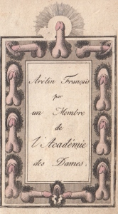 L'Aretin frontispiece