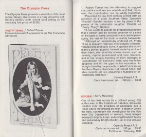Olympia Press N.Y. 68-69. Pages 25 and 26