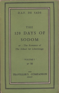 TC 50 The 120 Days of Sodom Vol.1 1957