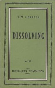 TC 59 Dissolving 1958