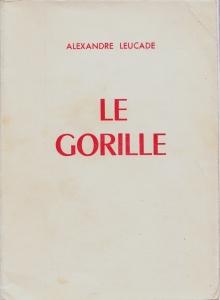 LE GORILLE Losfeld