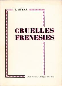 CRUELLES FRENESIES