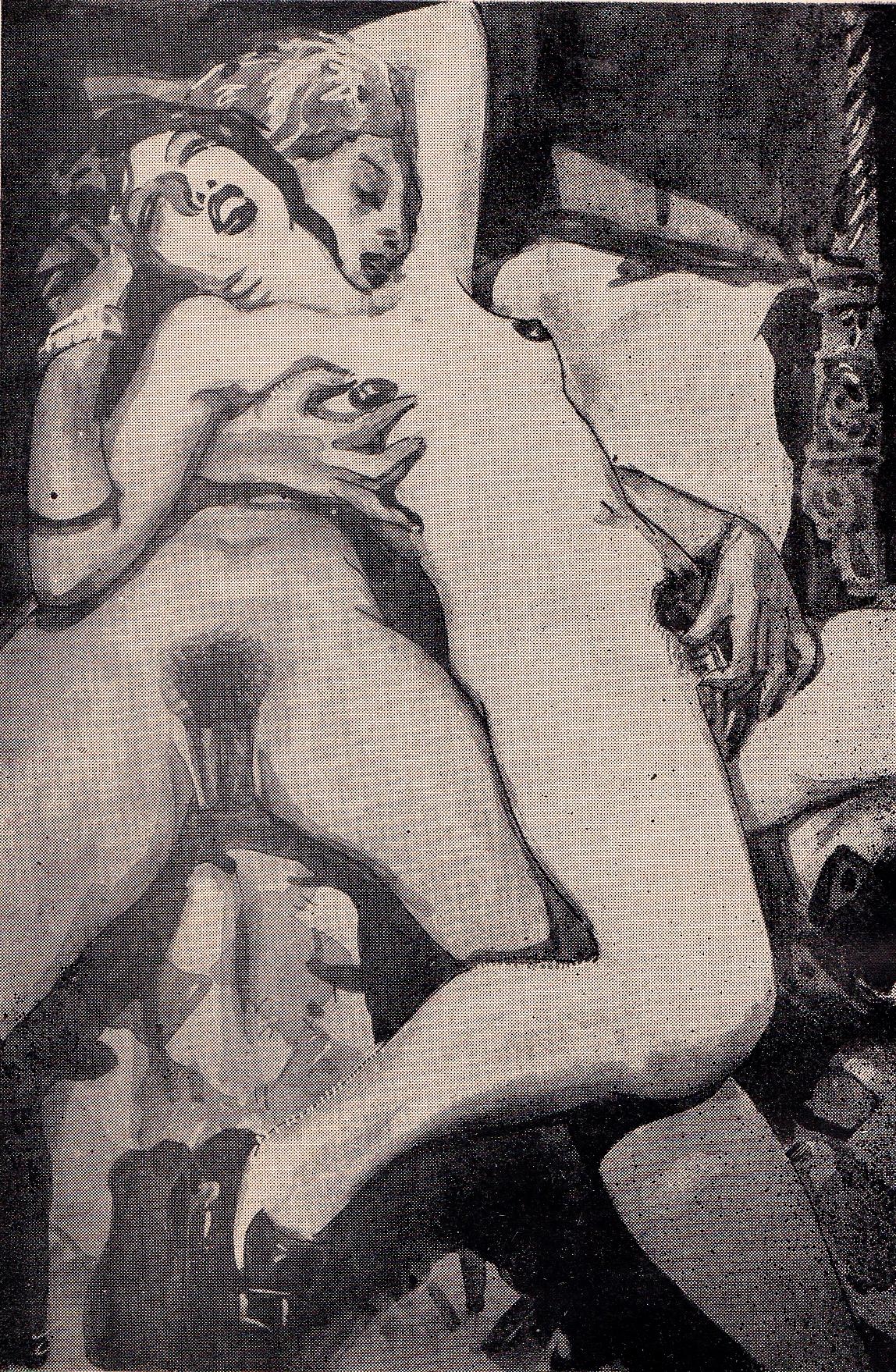Vintage erotica circa 1930 9 - 1 7