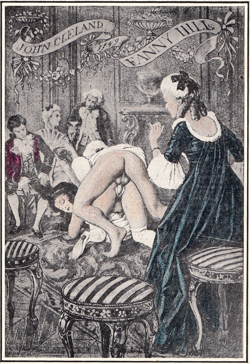 The Memoirs of Fanny Hill Free PDF ebook