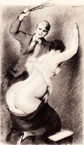 A.W. Flogger,Les Confidences d'un Baronnet (Lady Buttock)