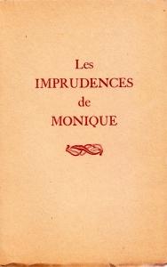 Les Imprudences de Monique_0001