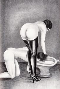 L'Infirnale Dominatrice Le Jardin D'Eros 1935_0006