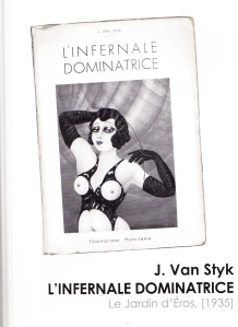 L'Infirnale Dominatrice Original Cover