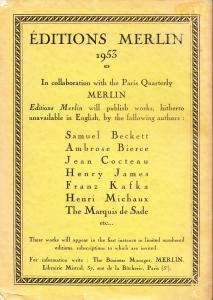 Merlin Various 1952 -1953_0004