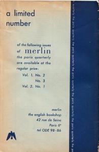 Merlin Various 1952 -1953_0008