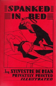 Spanked in Bed with The Whippers C1930's_0001