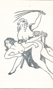 Spanked in Bed with The Whippers C1930's_0007