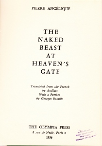 The Naked Beast Olympia Press 1953_0004