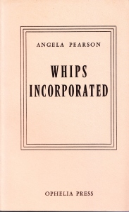 Whips Incorporated Ophelia Press Paris 1965_0001