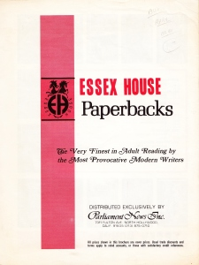 essex House Promotional Pamphlet Price List 1969_0001