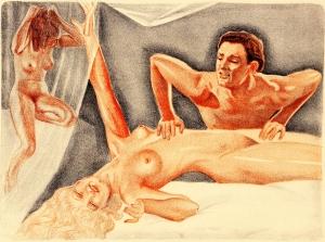 GAMIANI , [S.I., n.p., n.d. c.1948]. Third Suite Tres-Libre_0002