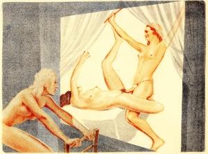 GAMIANI , [S.I., n.p., n.d. c.1948]. Third Suite Tres-Libre_0004