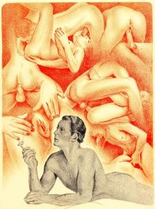 GAMIANI , [S.I., n.p., n.d. c.1948]. Third Suite Tres-Libre_0006