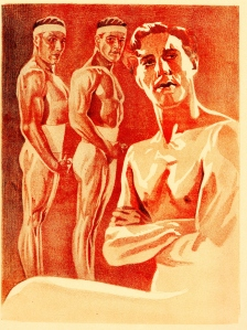 GAMIANI , [S.I., n.p., n.d. c.1948]. Third Suite Tres-Libre_0008