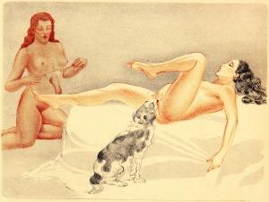 GAMIANI , [S.I., n.p., n.d. c.1948]. Third Suite Tres-Libre_0009