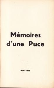 Memoires d'une Puce Paris 1913_0001