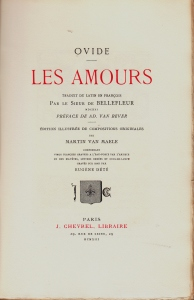 Ovide Les Amours 1913 Van Maele_0007