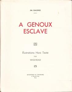 A Genoux Esclave Les Editions du Couvre-Feu Wighead_0003