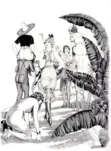 A Genoux Esclave Les Editions du Couvre-Feu Wighead_0005
