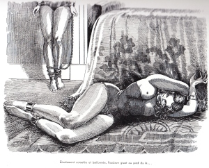 A Genoux Esclave Les Editions du Couvre-Feu Wighead_0015