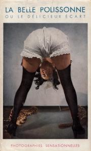 La Belle Polissonne ou le Délicieux Ecart Editions du Couvre-Feu_0001
