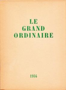 Le Grande Ordinaire_0001