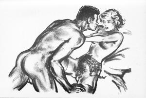 le noir sied aux blondes clandestine 1959_0004