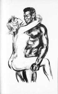 le noir sied aux blondes clandestine 1959_0013