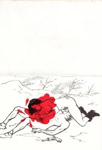 Les Audaces  amoureuses de Melle de B.. Losfeld_0012