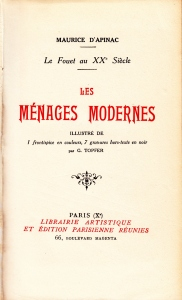 Les Menages Modernes 1923 Topfer_0002
