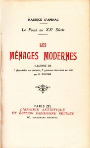 Les Menages Modernes 1923 Topfer_0002