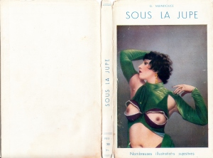 sous la jupe Les Editions du Couvre-Feu 1933_0002