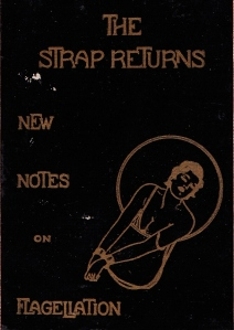 The Strap Returns Gargoyle Press 1934_0001
