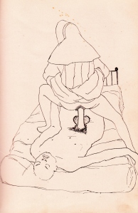 mme de V... a des Idees Noires Losfeld 1955_0004
