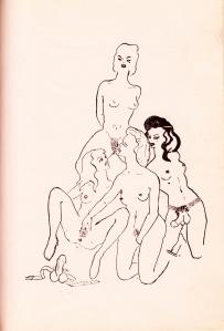 mme de V... a des Idees Noires Losfeld 1955_0006
