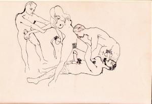 mme de V... a des Idees Noires Losfeld 1955_0007