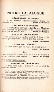 Vice Secret Georges Du Cayla 1935_0008