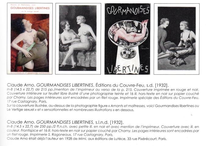 Gourmandises Libertines